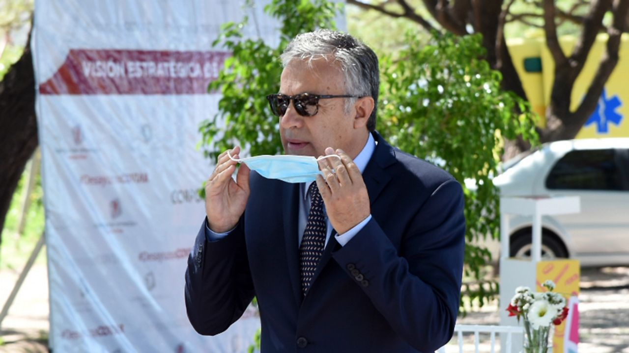 Alfredo Cornejo defendió a Rodolfo Suárez y respondió a Anabel Fernández Sagasti/ Titulares de Política