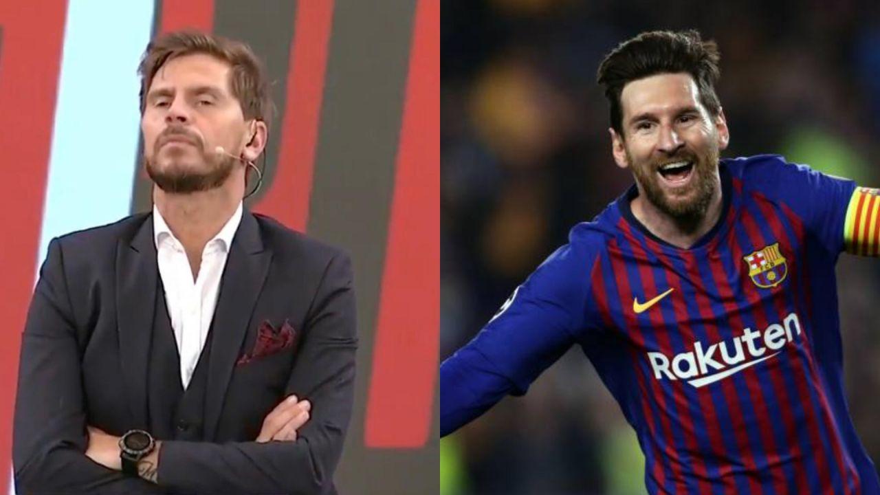La bomba de Pollo Vignolo sobre el futuro de Messi/Titulares de Deportes