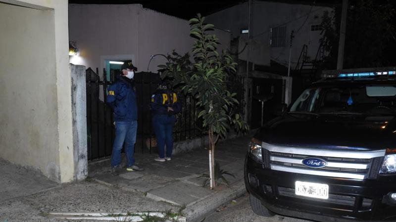 Periódico El Sol |  PFA llevó a cabo demandas antidrogas en Concordia/ Titulares de Concordia