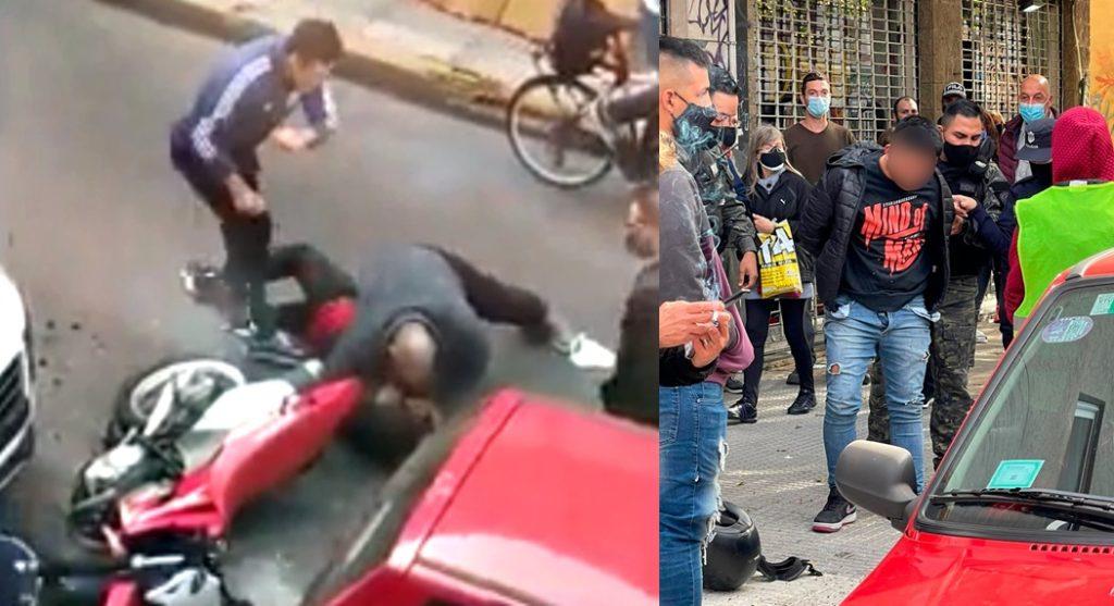 En Ramos Mejía, vecinos tomaron motos a reacción/ Titulares de La Matanza
