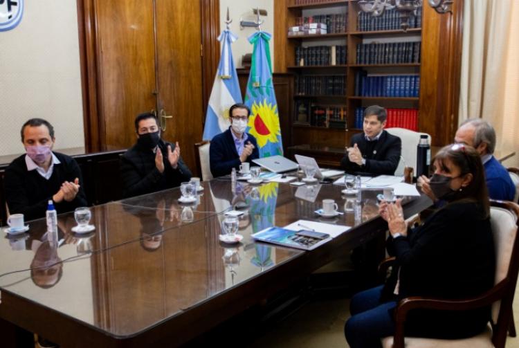 La Matanza recibirá $ 844 millones del Gobierno de la Provincia de Buenos Aires/ Titulares de La Matanza
