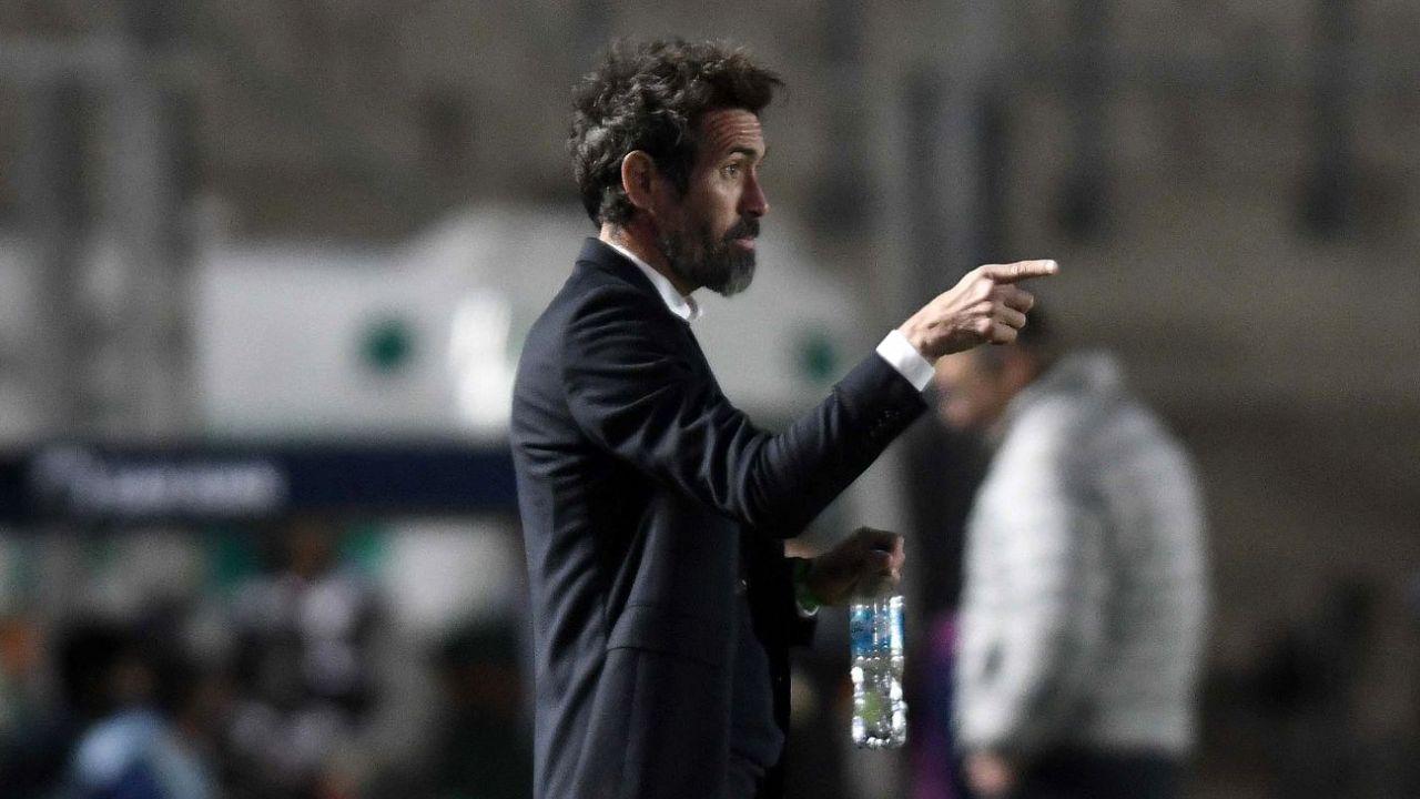 Eduardo Domínguez, un entrenador discreto que realizó el milagro/Titulares de Deportes