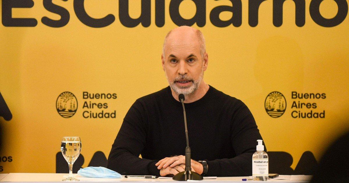 Sorpresa en una encuesta en Provincia con la imagen de Horacio Rodríguez Larreta /Titulares de Política