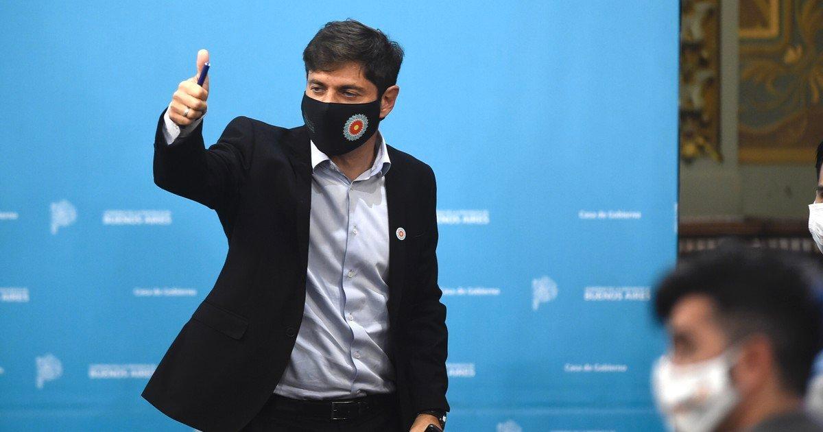 «Si me sometés a una tomografía computada no vas a encontrar un átomo de neoliberalismo» /Titulares de Política