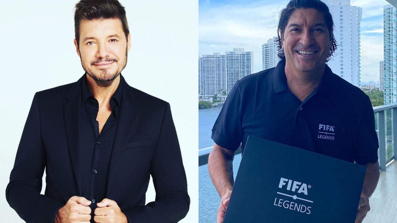 Copa América: el curioso desafío que Tinelli le hizo a Zamorano/Titulares de Deportes