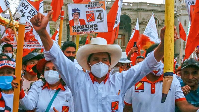 Fernández felicitó a Pedro Castillo por las elecciones presidenciales en Perú – Titulares de Política