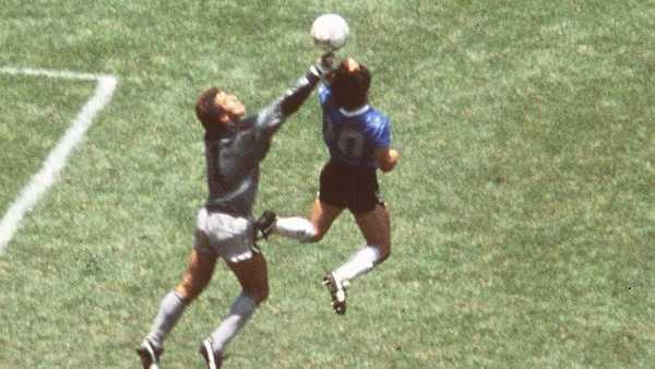 A 35 años de La Mano de Dios, el gol que enfureció a Inglaterra antes de la obra maestra de Maradona / Fútbol