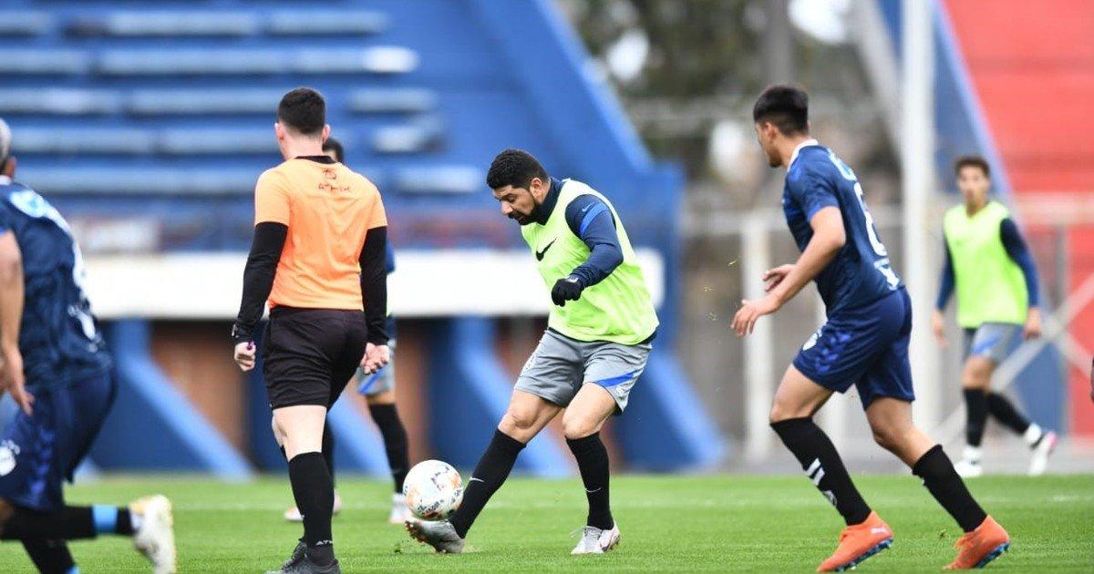 Con Ortigoza como titular, San Lorenzo se impuso ante Quilmes en el primer amistoso del invierno / Fútbol