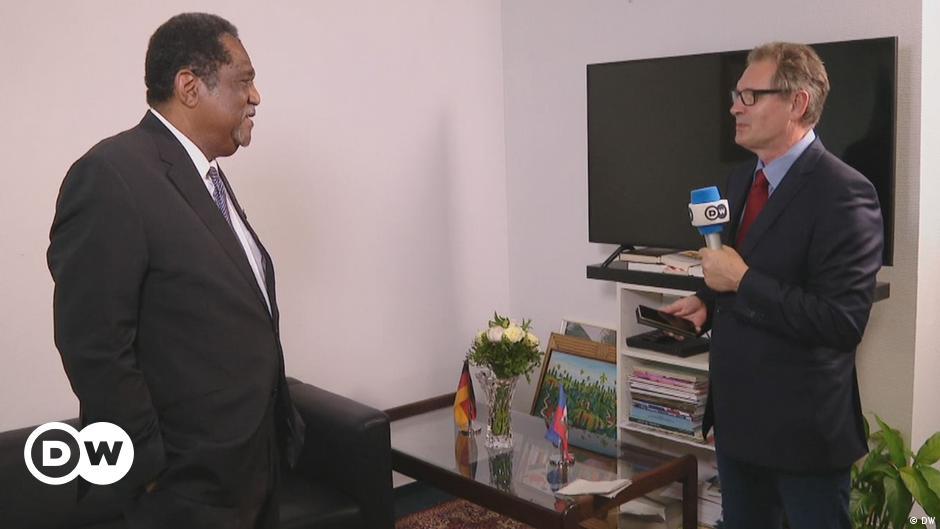 Embajador Bataille: ″ ¡Moïse era un hombre de sonrisas! ″    America – Las últimas noticias e información    Titulares