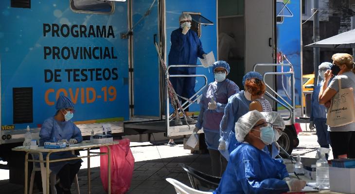 El punto de testeo del Centro Cultural Córdoba se muda al Buen Pastor