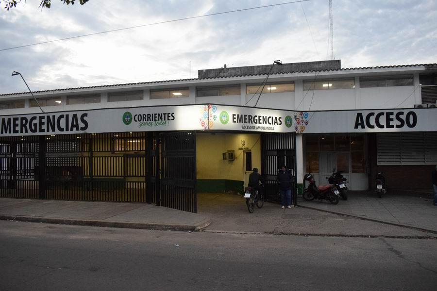 Ataque feroz: el tipo atacó a un hombre y lo apuñaló en la cabeza/ Titulares de Corrientes