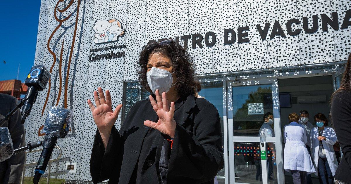 «Si hay incomodidades, es lógico que sean para el que no se vacunó» /Titulares de Política