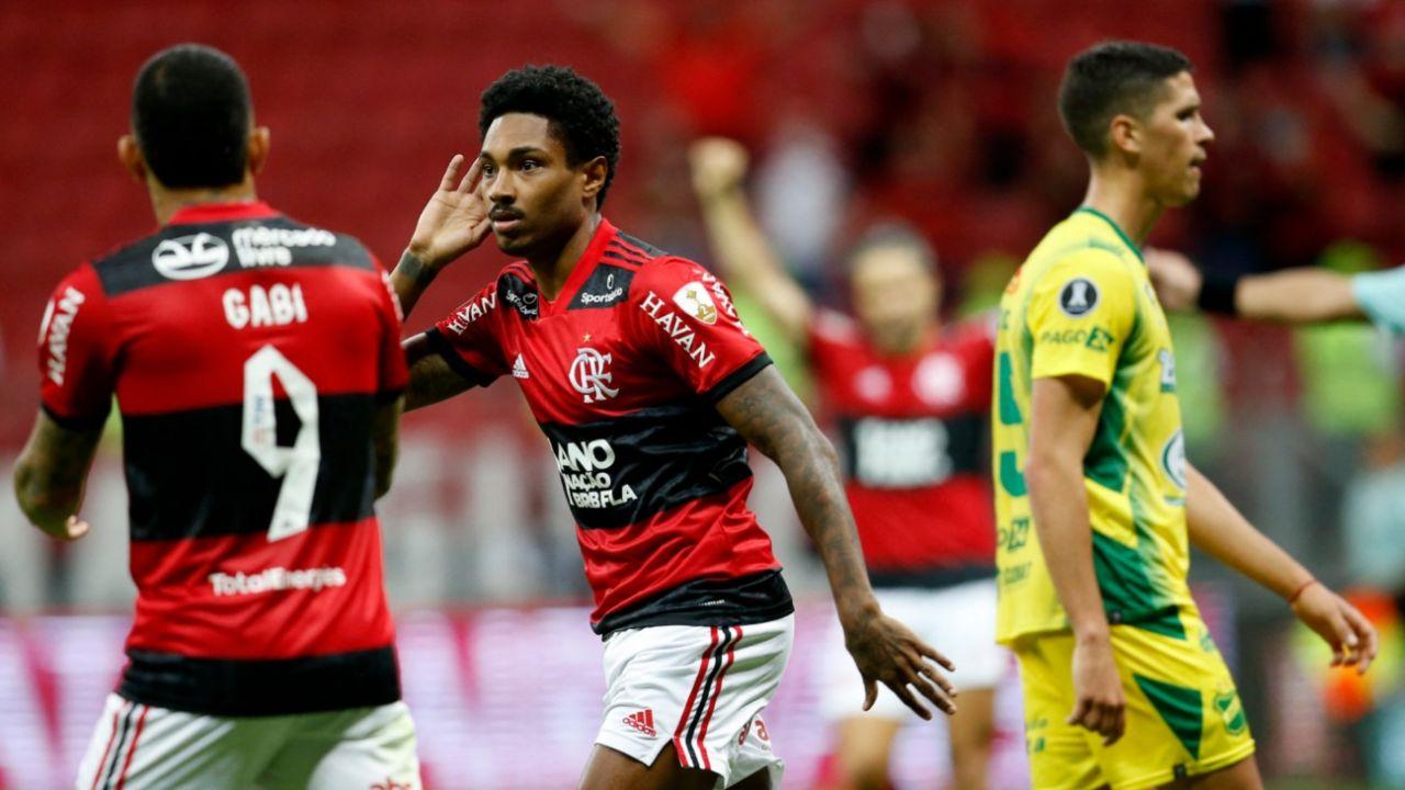 Flamengo fue demasiado para Defensa y Justicia y volvió a sacar la placa de candidato/ Titulares de Deportes