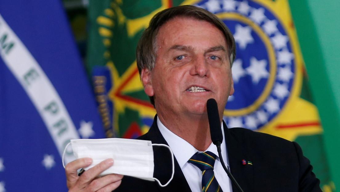 YouTube elimina videos de Bolsonaro por desinformación sobre el covid-19 – Mundo