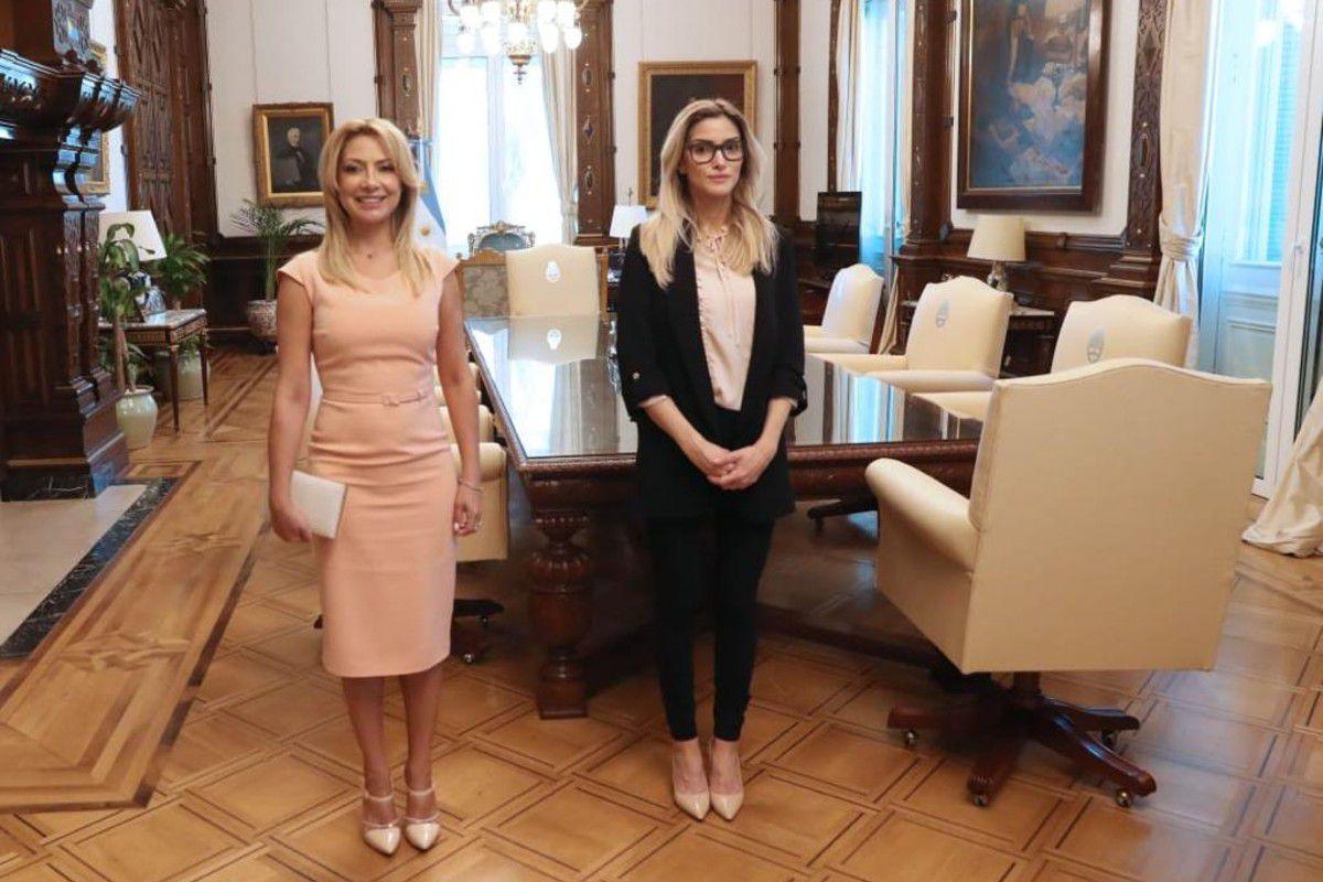 Sofía Pacchi, la asesora de Fabiola Yáñez