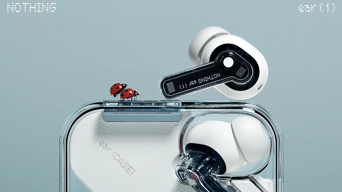Así son los Nothing Ear 1, los auriculares del fundador de OnePlus con ANC por 99 euros   Tecnología