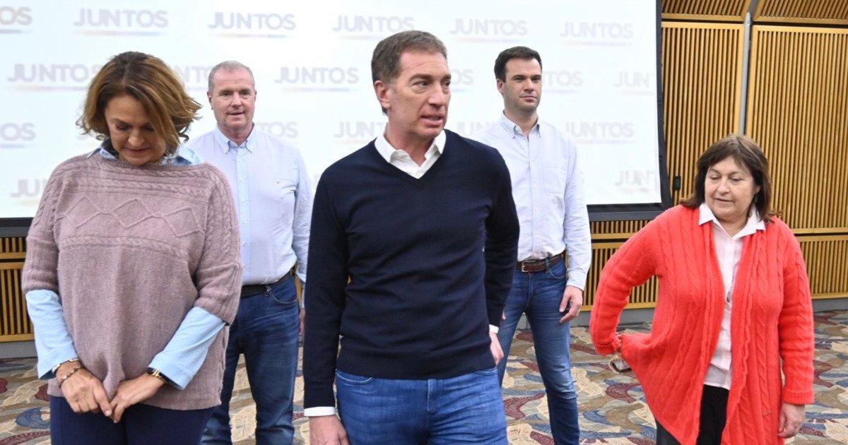 Diego Santilli negó que haya una «campaña» contra Facundo Manes y dijo: «No estoy para chicanear» /Titulares de Política