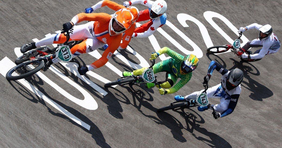 Por un punto y tras un terrible accidente, Nicolás Torres no entró en la final de BMX /Titulares de Deportes