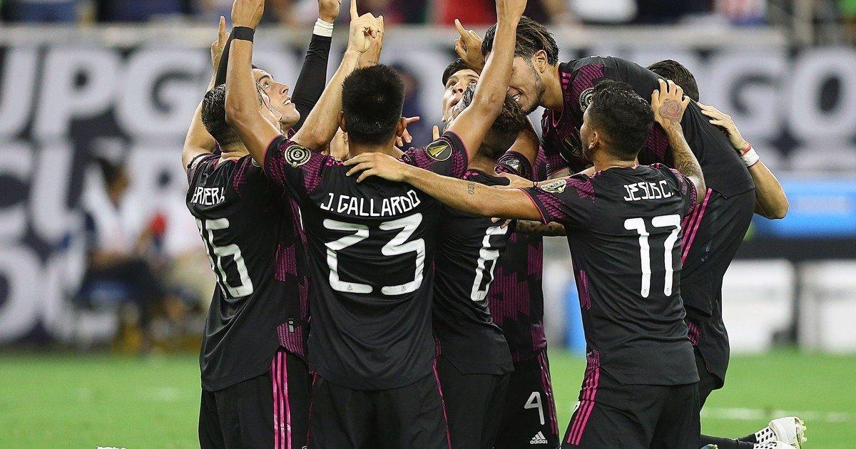 México sufrió de más pero se metió en la final de la Copa Oro /Titulares de Deportes