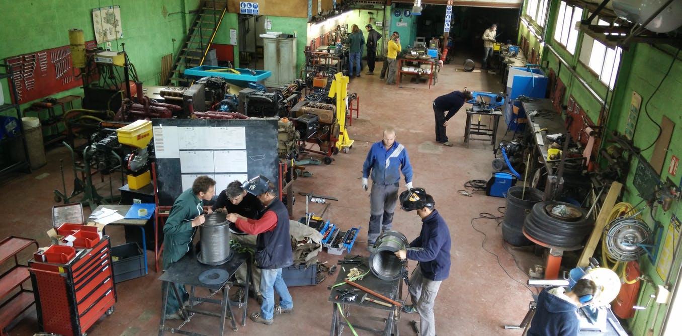 Diseño global, fabricación local: ¿una nueva revolución industrial?