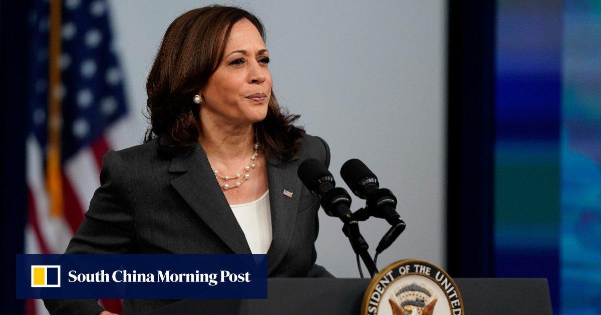 La vicepresidenta de Estados Unidos, Kamala Harris, visitará Singapur y Vietnam el próximo mes. / Titulares de Noticias de China