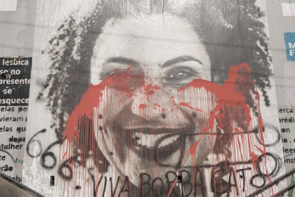 El Departamento Municipal de Cultura de São Paulo restaurará el panel de la escalera Marielle Franco – 30/07/2021 – Mônica Bergamo / Brasil