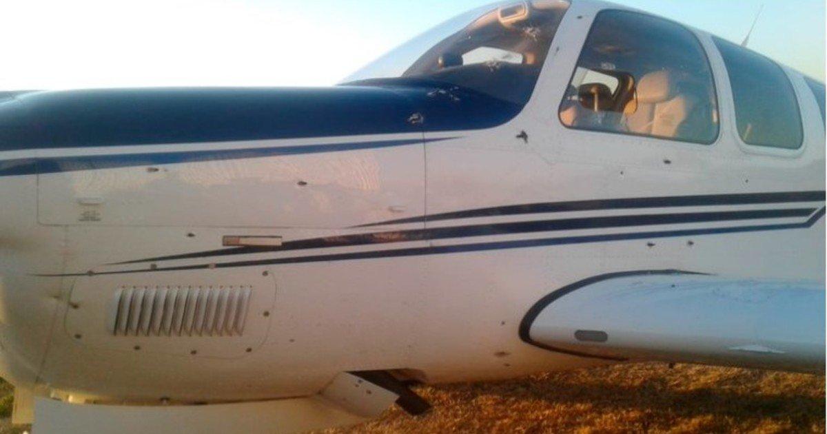 Atacaron a tiros la avioneta de un empresario y sólo se robaron dos cajones de fruta /Titulares de Policiales