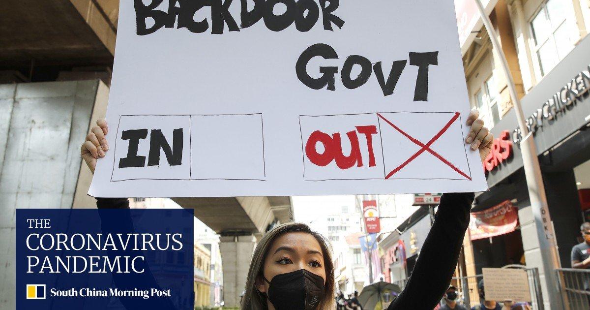 Manifestantes malasios exigen la dimisión del primer ministro Muhyiddin Yassin a medida que empeora la crisis del coronavirus / Titulares de Noticias de China