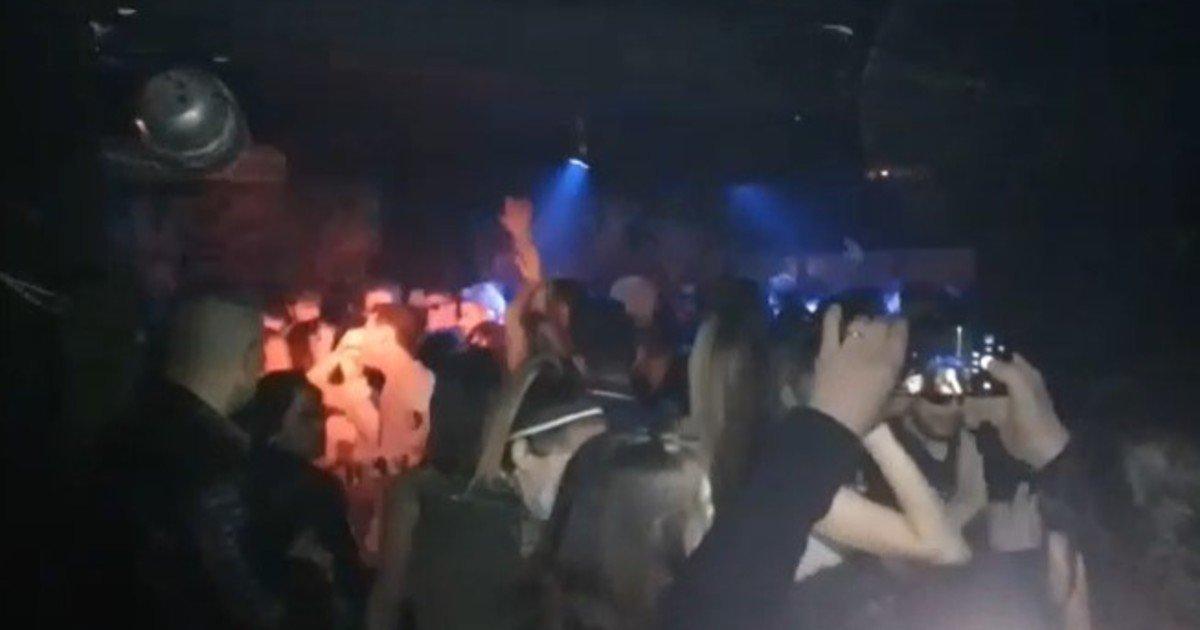 Fiesta y descontrol en un bar de Palermo, con más de 230 personas: detuvieron al dueño / Sociedad