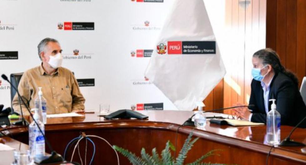 MEF y SBS se reúnen en busca de fortalecer el sistema financiero   ECONOMIA – Perú