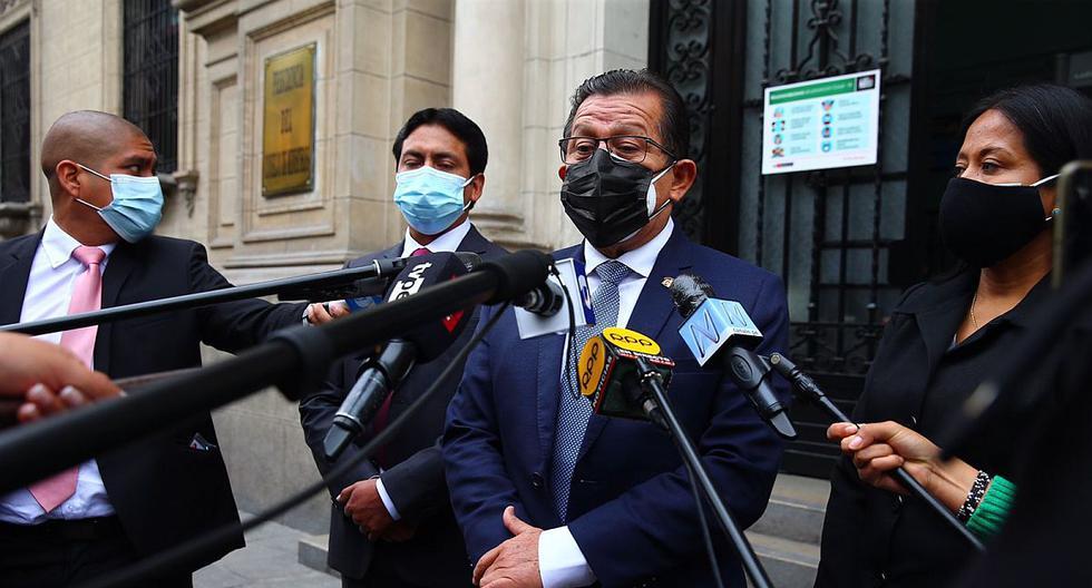 APP pidió a Guido Bellido que el gobierno deslinde de declaraciones de Guillermo Bermejo   nndc   PERU – Perú