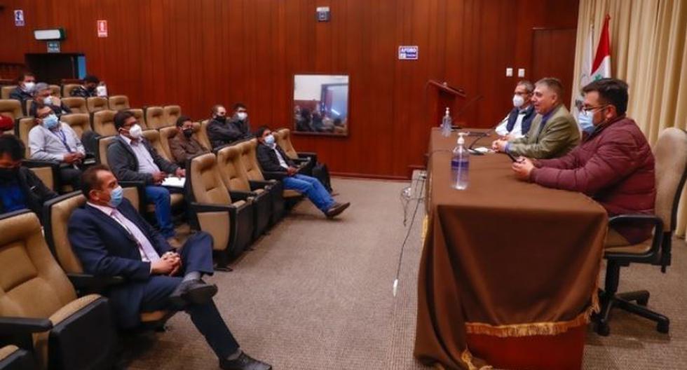 Gobierno evalúa nueva ley para la formalización minera   ECONOMIA – Perú