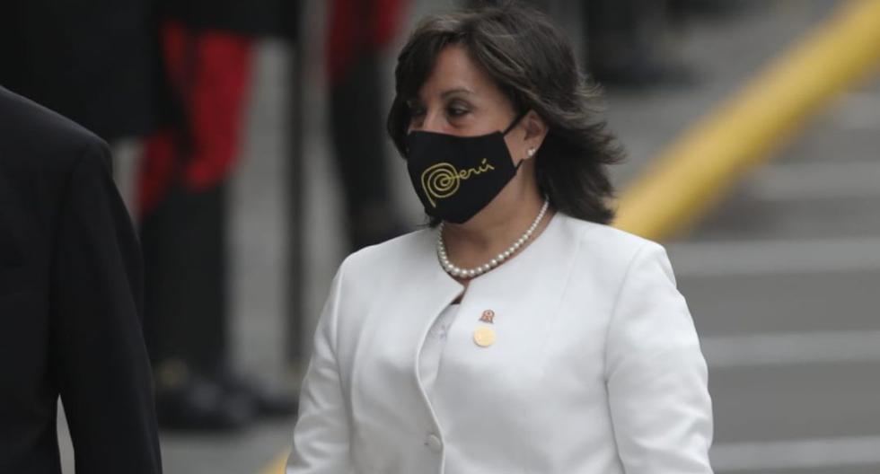 """Boluarte no quiere renunciar a la Reniec pues """"en cualquier momento podría dejar el cargo por la convulsión del país""""   … – Perú"""