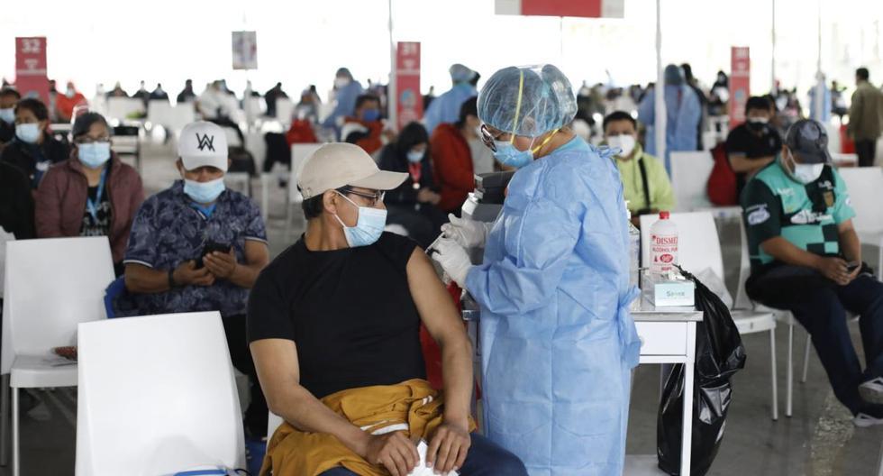 COVID-19: unas 735.294 personas se inmunizaron en la cuarta vacunatón en Lima y regiones coronavirus nndc | PERU – Perú