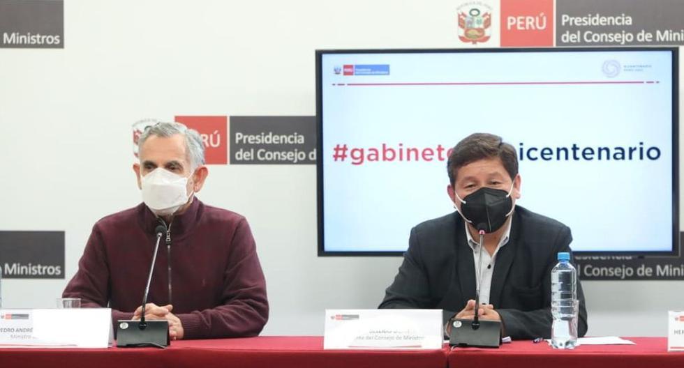 Editorial de Gestión | Agitando las aguas | Pedro Francke | Guido Bellido | PCM | MEF | | OPINION – Perú