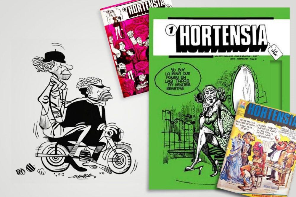 El Consejo Deliberante celebra los 50 años de la Revista Hortensia/ Titulares de Cultura