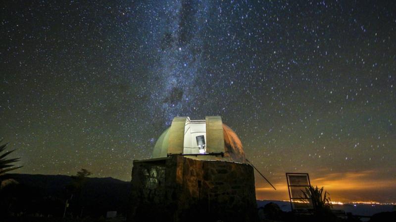 El Observatorio Astronómico Ampimpa desvela los secretos del cosmos con su propuesta turística – Télam/Titulares de Turismo