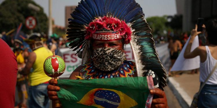 Demarcación de tierras indígenas amenaza con derribar el cielo sobre los jueces del STF – 11/09/2021 – Marcelo Leite / Brasil