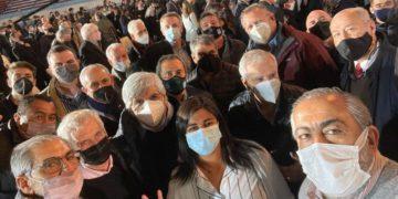 La derrota del Frente de Todos impactó en la CGT y temen el avance de Cristina Kirchner en el Gobierno