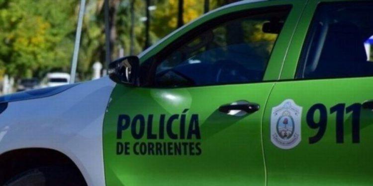 La batalla campal terminó con un joven baleado/ Titulares de Corrientes