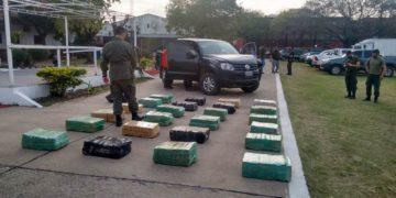 Detuvieron a un narcotraficante que quería salirse con la suya con más de 500 kilos de droga/ Titulares de Corrientes