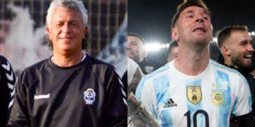 Pipo Gorosito reconoció su debilidad por Messi: «Para mí es el padre de Dios»/ Titulares de Deportes