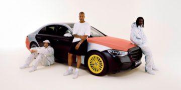 Mercedes recicla sus airbags y lanza una colección de ropa | Motor