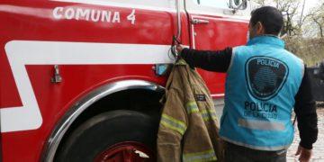 condenan a cuatro bomberos truchos que habían armado un falso cuartel en un predio usurpado /Titulares de Policiales