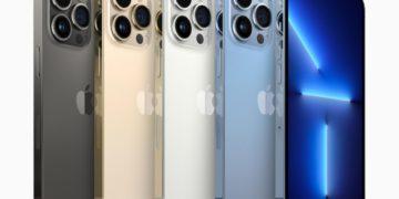 iPhone 13 Pro y Pro Max con pantalla a 120 Hz, tasa de refresco variable y 1 TB de almacenamiento | Tecnología
