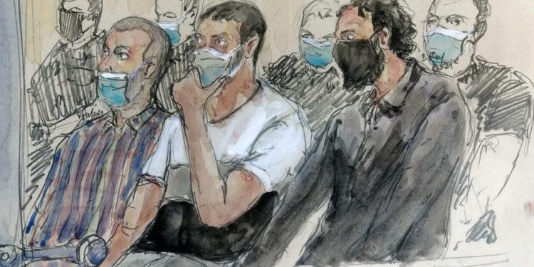 Atacante de París despotrica en juicio que Francia 'conocía los riesgos' de golpear a los yihadistas en Siria /Titulares de Noticias de Francia