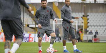 Ha llegado el día: Messi debuta con el PSG en la Champions League ante el Brujas/ Titulares de Deportes