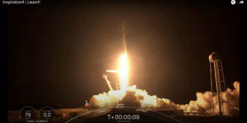 Inspiration4 Private Mission llega a la órbita terrestre – Sidereal Messenger / Brasil