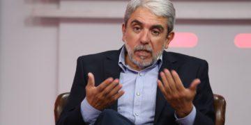 El verdadero motivo de la visita de Aníbal Fernández a la Casa Rosada– Titular