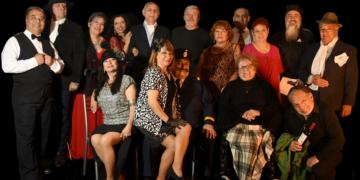 Comedia musical «Las Damas del Gotán» a ritmo de tango/ Titulares